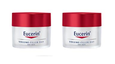 -Duplo Eucerin Volume-Filler Día Piel Normal-Mixta 50+50 ml