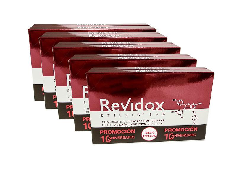 -Pack 2 Revidox (Total 60 Capsulas)