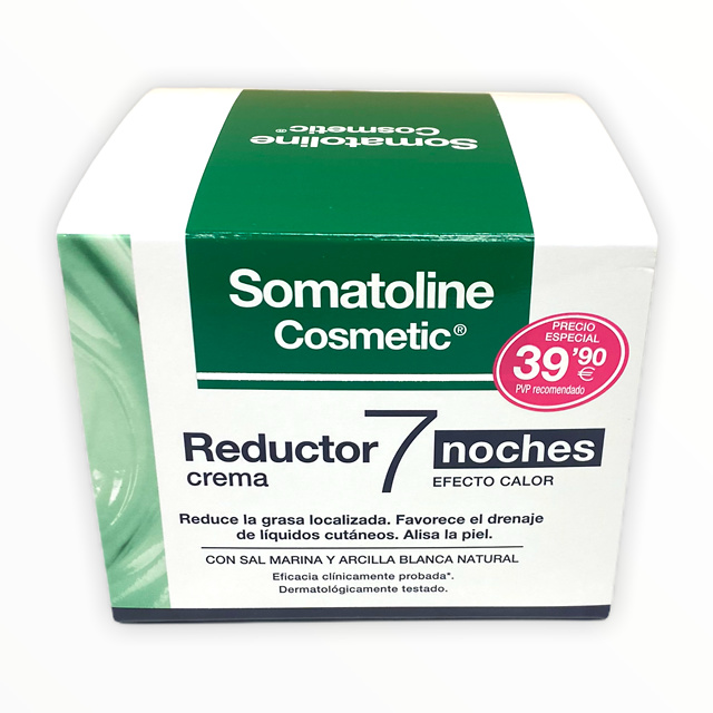 -Somatoline Reductor 7 Noches ultra intensivo 450 Ml (Edición 2018)