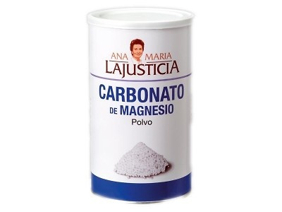 Ana María Lajusticia carbonato de magnesio polvo 180g