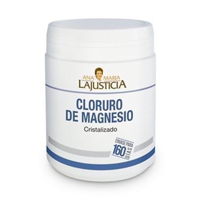 Ana María Lajusticia cloruro de magnesio Cristalizado 400g