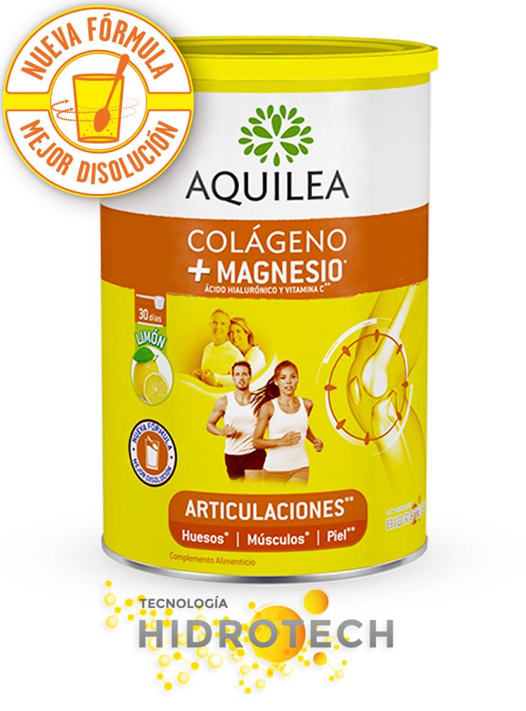 Aquilea Articulaciones Colágeno + Magnesio 375g sabor limón