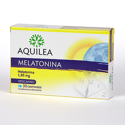 Aquilea Melat. 1,95 Mg 30 Comprimidos