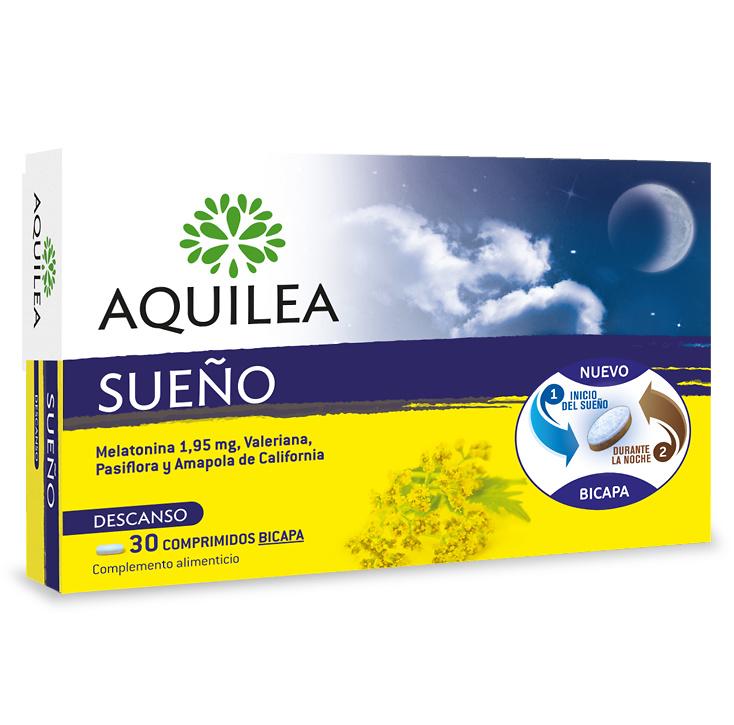 Aquilea Sueños 1,95 Mg 30 Comprimidos