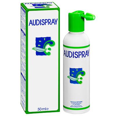 Audispray solución limpieza de oidos 45ml