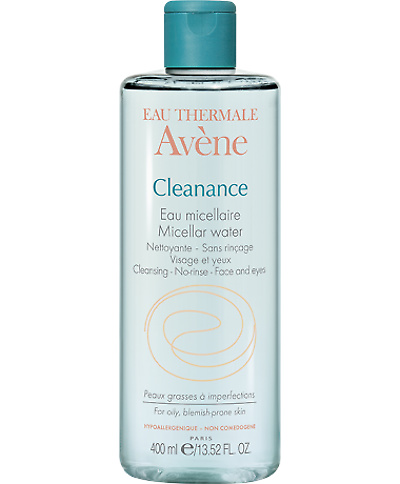 Avene Clenance Agua Micelar 400ml