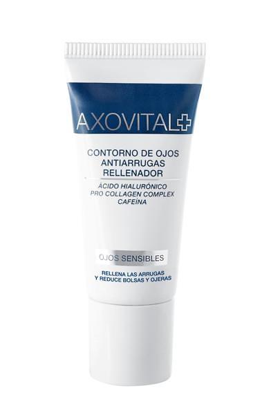 Axovital contorno de ojos antiarrugas 15ml
