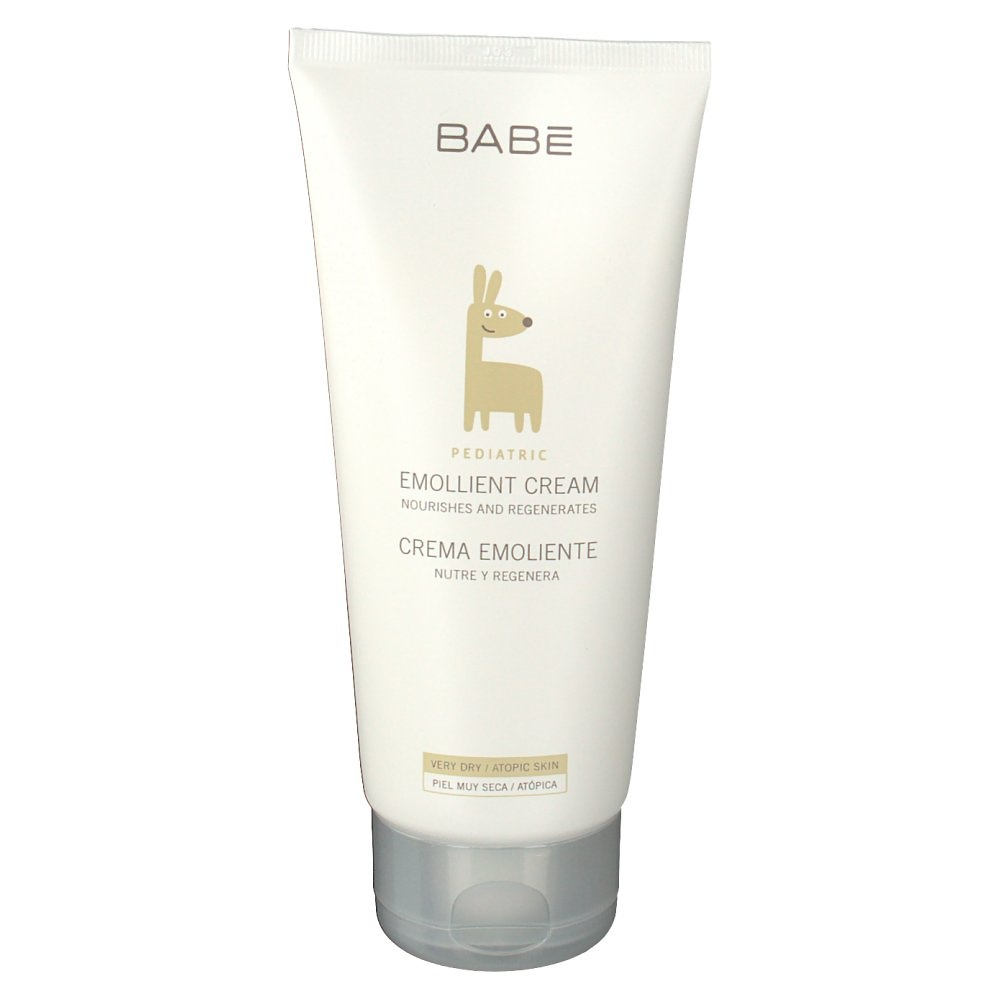Babe pediatric crema emoliente 200ml