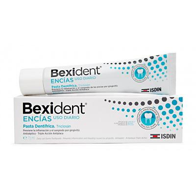 Bexident Encias pasta dentífrica con Triclosan 75ml