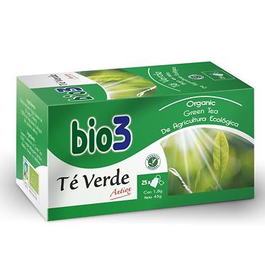 Bio3 té verde 25 bolsitas