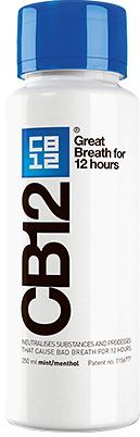 CB12 500 ml Spray contra la halitosis