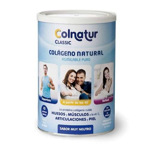 Colnatur Colágeno 300 gr sabor neutro