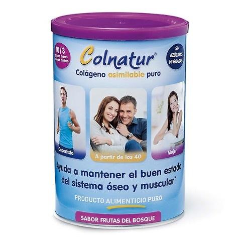 Colnatur Colágeno 315 gr sabor Frutas del Bosque
