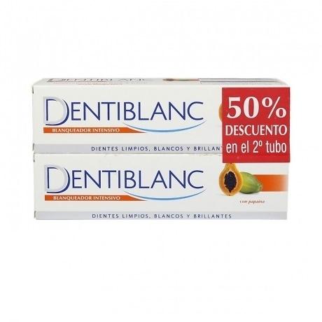 Dentiblanc Pasta Duplo 2 X 100ml