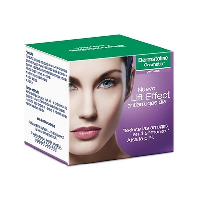 Dermatoline cosmetic lift effect crema antiarrugas día 50ml