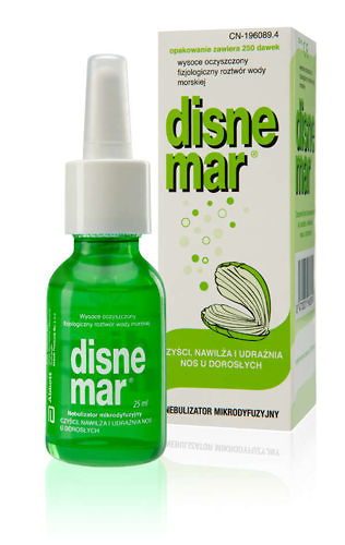 Disnemar limpieza nasal adultos 25ml