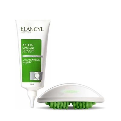 Elancyl Slim massage gel de ducha concentrado anticelulítico 200ml + Regalo Rodillo Aplicador