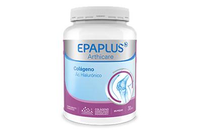Epaplus Colágeno + Hialurónico Envase 420 Gr