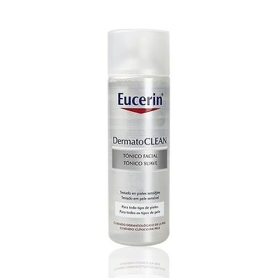 Eucerin DermatoClean Tonico Facial todo tipo de pieles 200ml