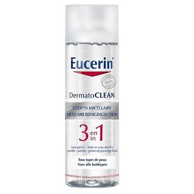 Eucerin Dermatoclean 3 in 1 solución micelar 200ml