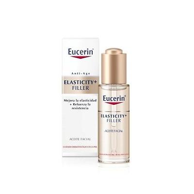 Eucerin Elasticity+filler aceite facial 30ml