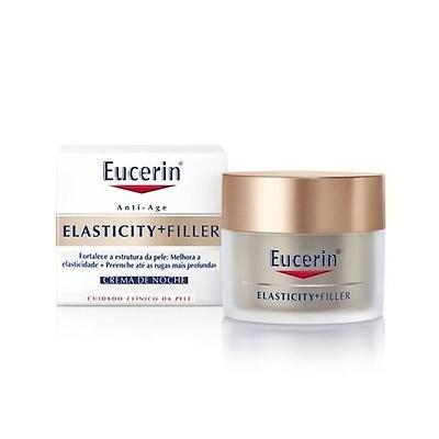 Eucerin Elasticity+filler crema de noche 50ml