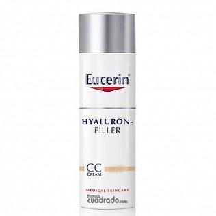 Eucerin Hyaluron Filler CC cream Claro 50 ml