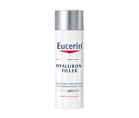 Eucerin Hyaluron Filler Crema Dia Piel Normal y Mixta 50 ml