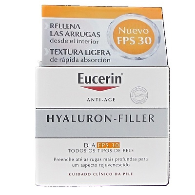 Eucerin Hyaluron-filler FPS30 50ml
