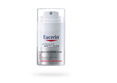 Eucerin MEN crema facial anti-age cuidado revitalizante 50ml