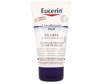 Eucerin Urea Repair plus crema de manos con urea al 5%, 75ml