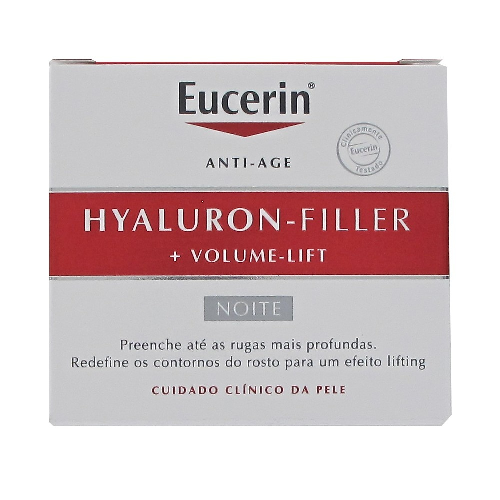 Eucerin Volume-lift crema noche 50ml
