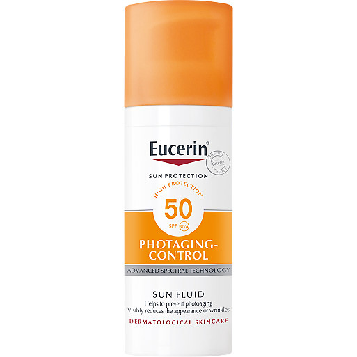 Eucerin Fluido Solar Photoaging FPS 50, 50ML