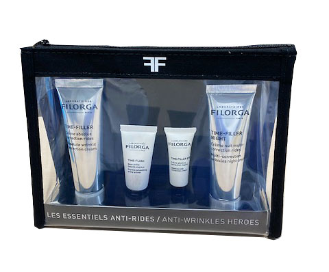Filorga Time-Filler Kit Esenciales Antiarrugas (4 productos)