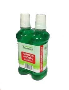 Fluocaril Enjuague Bucal 1000 Ml (pack 2 X 500 Ml)