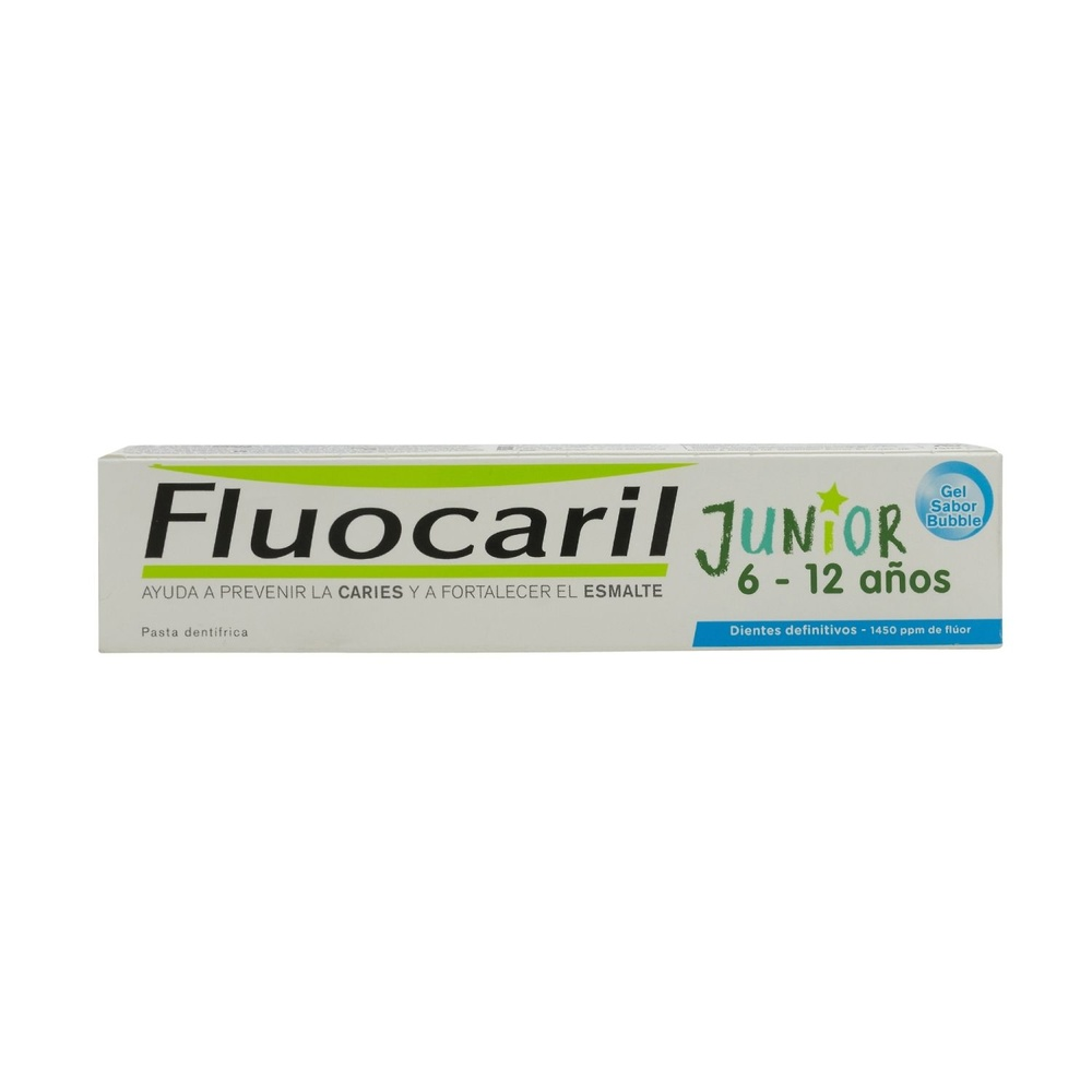 Fluocaril gel junior 50ml sabor chicle