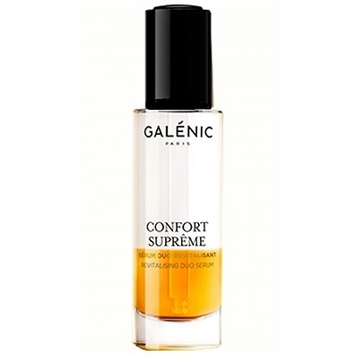 Galenic Confort Supreme (Argane) sérum duo 30ml + regalo serum duo 10ml + regalo aceite seco 15ml