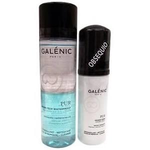 Galenic Pur Desmaquillante ojos waterproof 125 ml