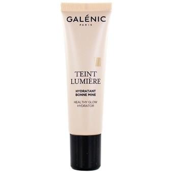 Galenic Teint Lumiére Crema Color Piel Morena 30 Ml + Regalo agua micelar 40ml + neceser