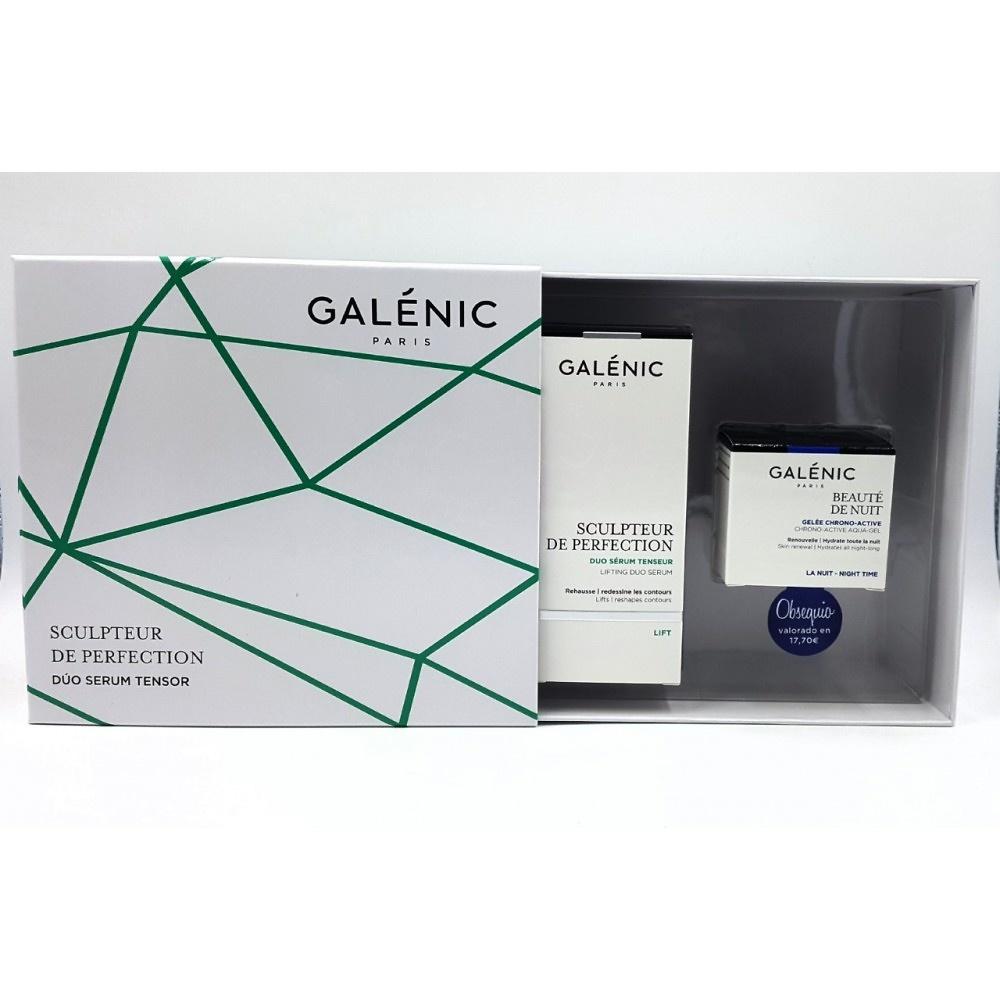 Galenic sculpteur de perfection duo serum tensor 30ml + regalo beaute de nuit 15ml