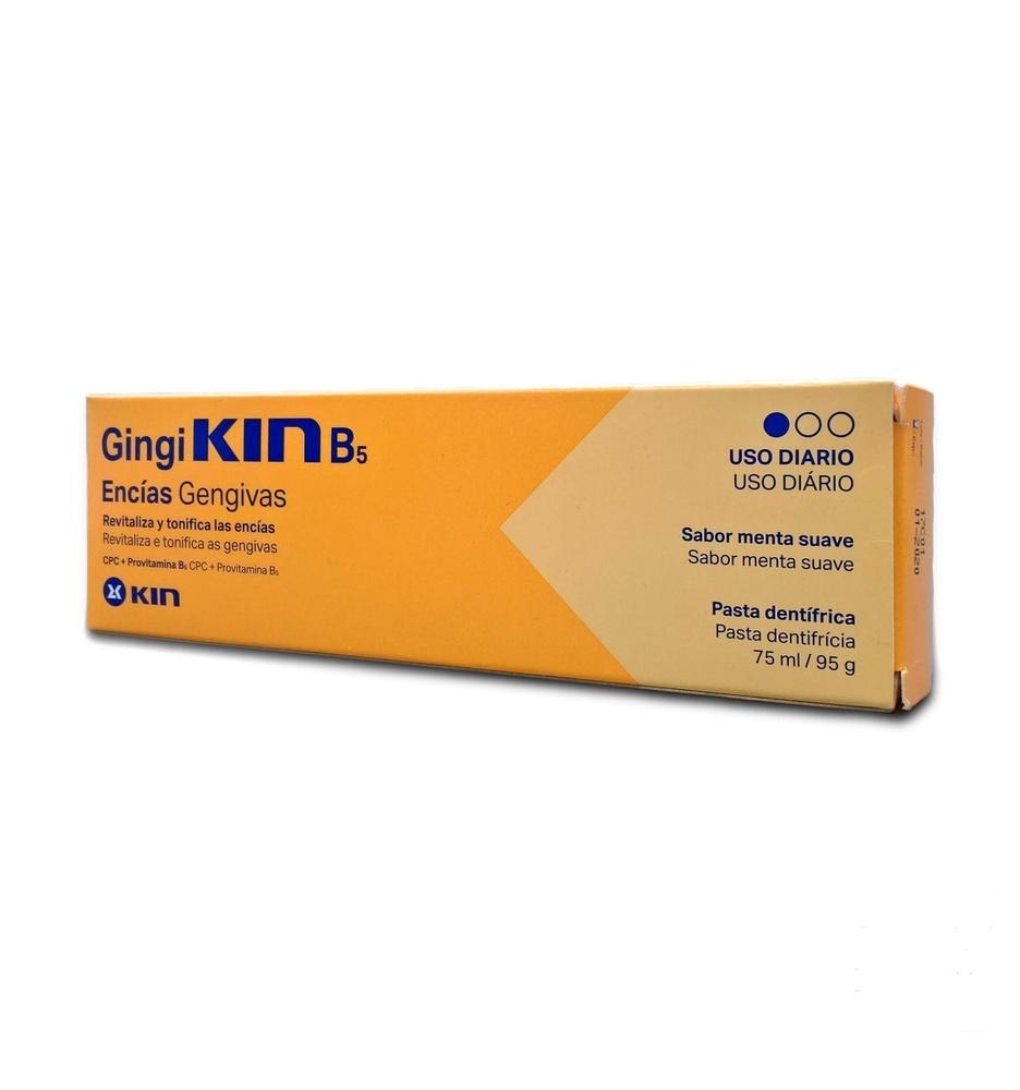 Gingikin B5 Pasta Dental 125 Ml