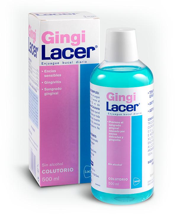 Gingilacer Enjuague Bucal 500 Ml