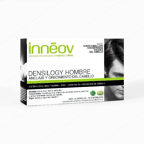 Inneov Densilogy Hombre 30 Capsulas + 30 Comprimidos