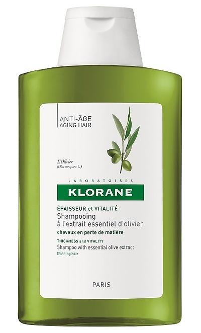 Klorane Champú Extracto Esencial de Olivo 400ml
