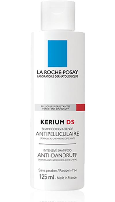 La Roche Posay Kerium DS Champú Anticaspa Intensivo 125 ml