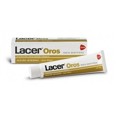 Lacer Oros Pasta Dentifrica 125 Ml