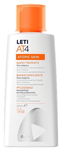 LetiAT4 Atopic skin baño tratante 200ml