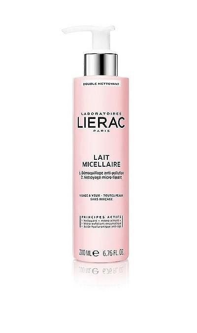 Lierac Desmaquillante Leche Micelar 200 ml