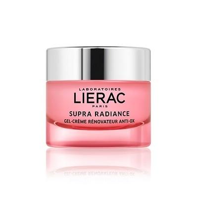 Lierac Supra Radiance gel-crema renovador anti-ox 50ml piel normal-mixta