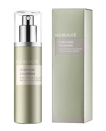 M2 Beauté ultra pure solutions collagen spray facial 75ml